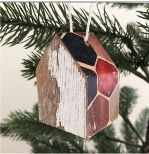Mini House Ornament
