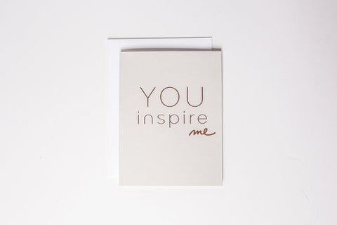 Inspire Card