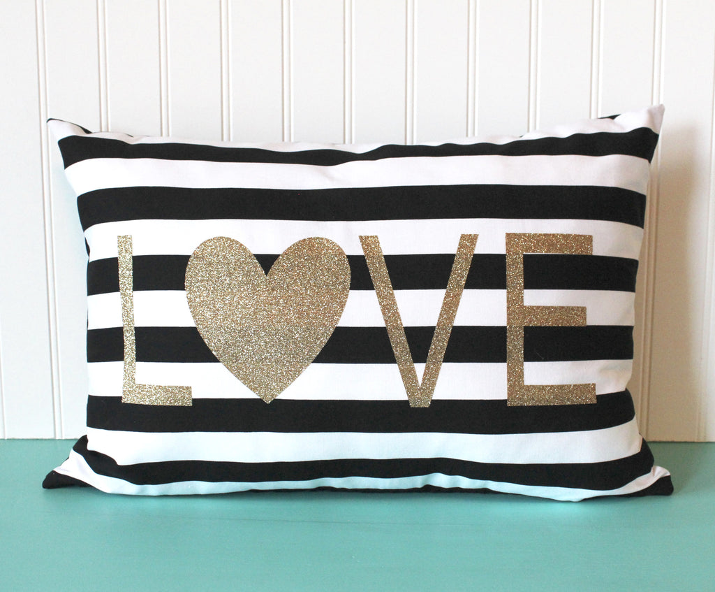 Love Rectangle Pillow