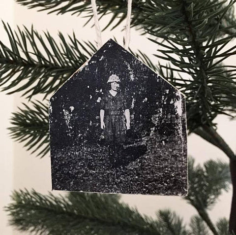 Nanton Lady Ornament