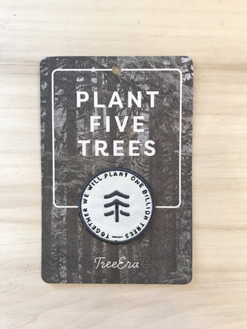 Plant Five Trees Patch