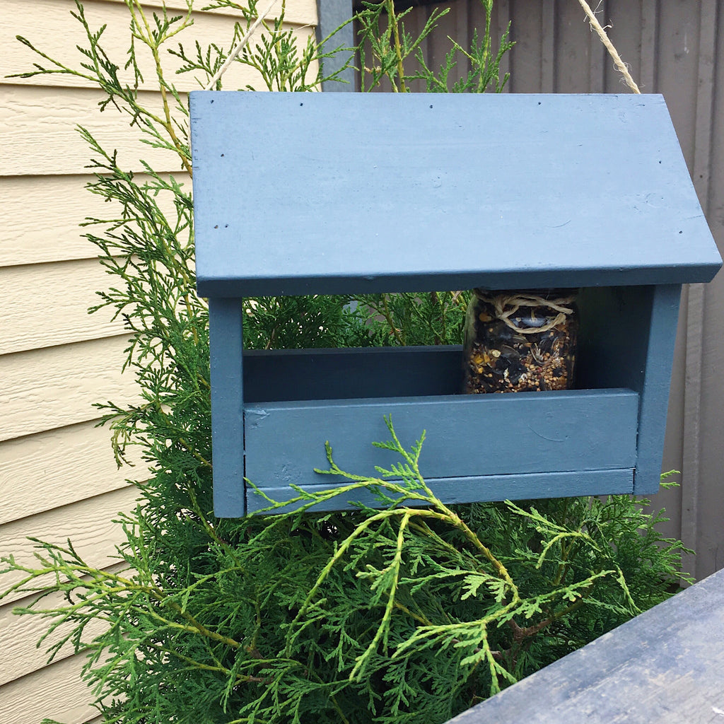 Bird Feeder Workshop // June 17 1-3pm