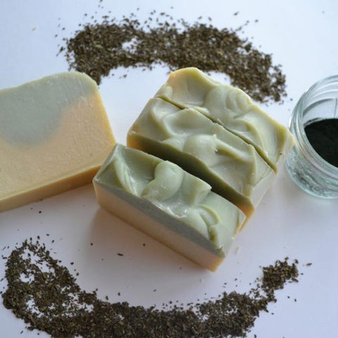 Lemongrass Mint Bar Soap