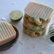 Lime Coconut Bar Soap