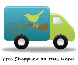 Free Shipping Truck - Coastal Cottage Home