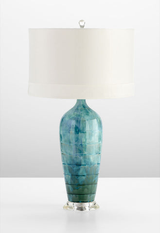 Elysia Table Lamp- Coastal Cottage Home