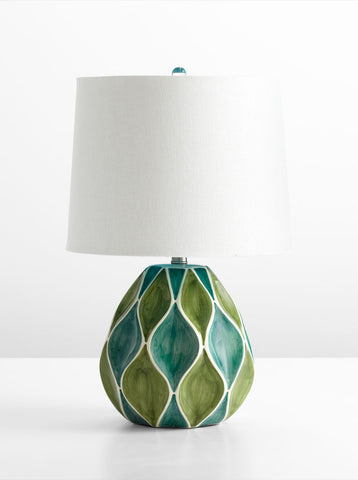 Glenwick Table Lamp- Coastal Cottage Home