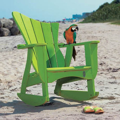 Wave Rocker Lime - Coastal Cottage Home