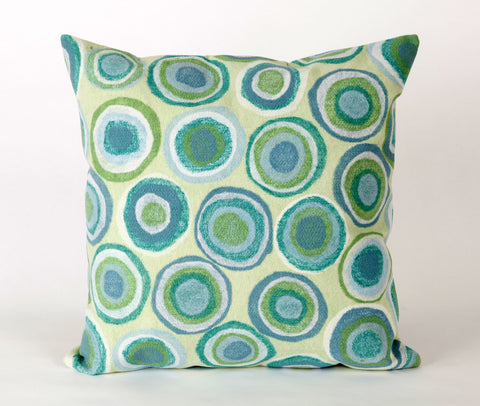 Puddle Dot Spa Pillow - Coastal Cottage Home