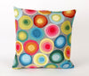 Puddle Dot Multi Pillow - Coastal Cottage Home