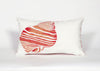 Shell Coral Pillow - Coastal Cottage Home