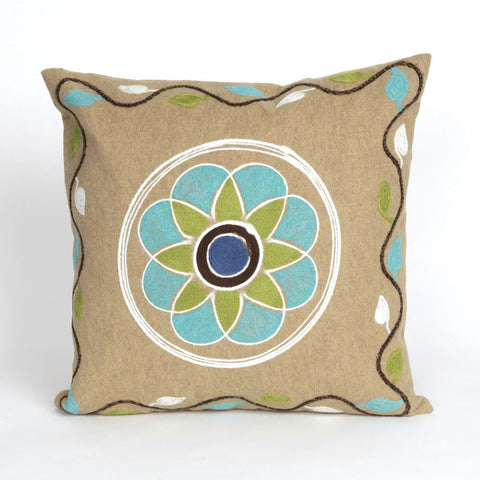 Maroma Linen Pillow - Coastal Cottage Home