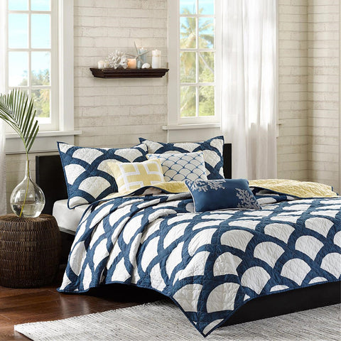 Kokomo Quilt Set - Coastal Cottage Home