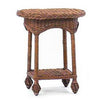 Eastern Shore Drink Table Chestnut- Coastal Cottage Home