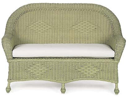 Eastern Shore Settee - Coastal Cottage Home
