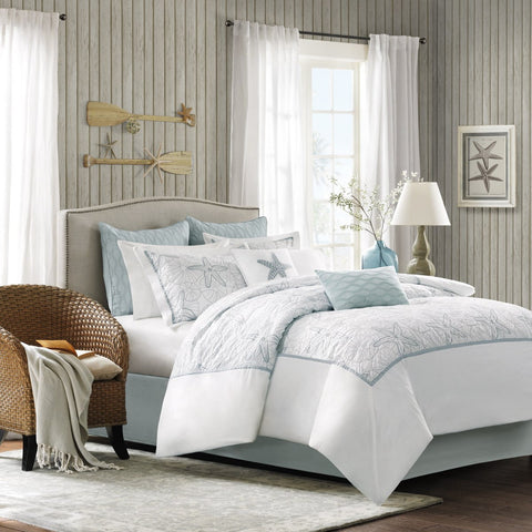 Maya Bay Comforter Set- Coastal Cottage Home