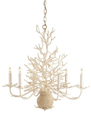 Seaward Chandelier, Small - Coastal Cottage Home
