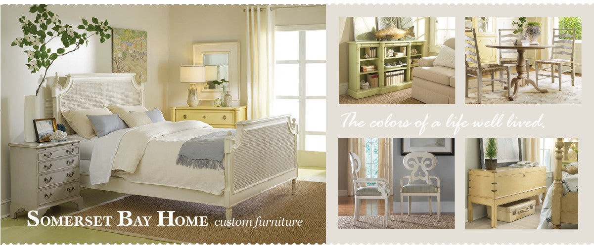 Somerset Bay Furniture - Coastal Cottage Home