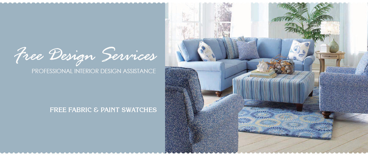 Free interior design services - Coastal Cottage Home