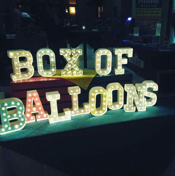 Featured Partner | Box of Balloons