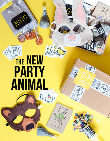 Say Hello //  Party Animal Children's Care Package