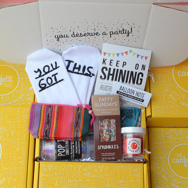 Cheer Up Gift Boxes