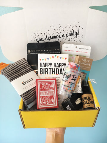 Create Your Own Gift Box for Him