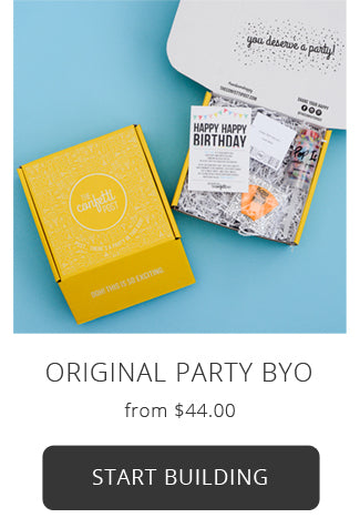Build a Custom Party in a Box Gift Box