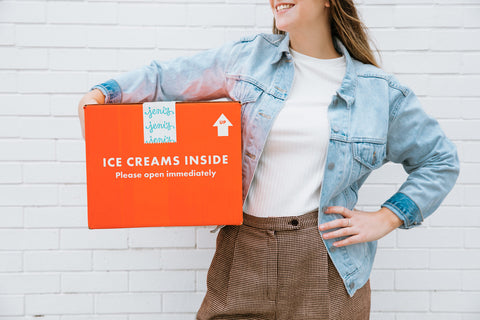 Jeni's Ice Cream_alternative to sending flowers