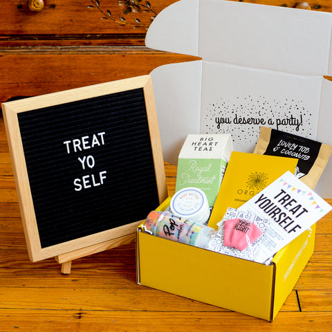 Treat Yo Self Spa Gift Box