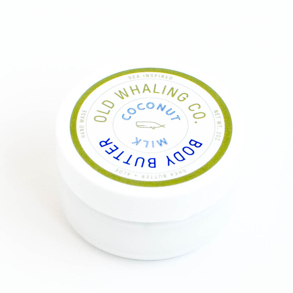 Coconut Milk Body Butter