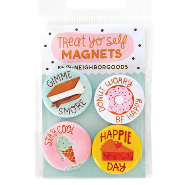 Treat Yo Self Magnets