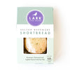 Salted Rosemary Shortbread Cookies