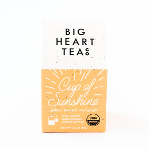 Cup of Sunshine Tea Box