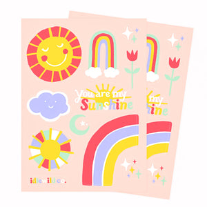 Sunshine Sticker Set