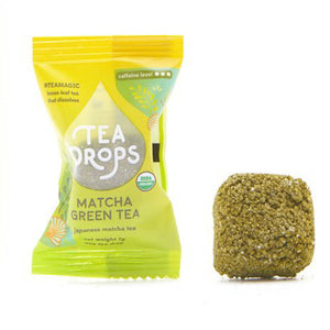 Matcha Green Tea Drop