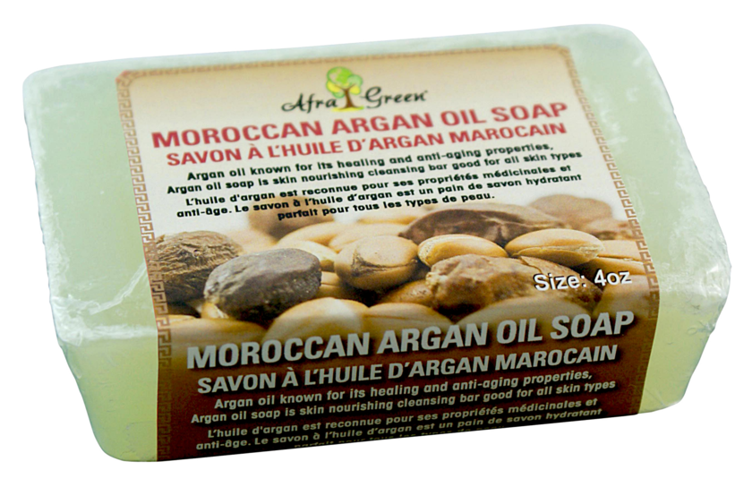 Moroccan Argan Oil Soap