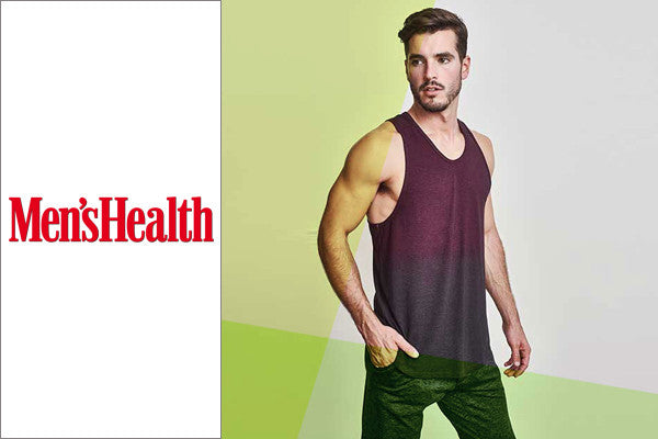 Mens Health Magazine Featuring EYSOM