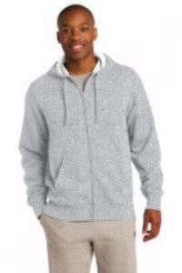 Sport-Tek Full Zip Hooded Sweatshirt-ST258