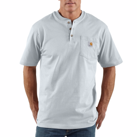 Short Sleeve Workwear Henley-K84