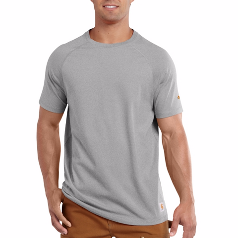 Carhartt Force Cotton Delmont Non-Pocket Short Sleeve T-Shirt-101055