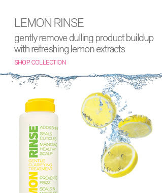 Browse our Lemon Rinse collection