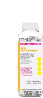 Beautritious Skin Rehydration Drink Mix - Beautiful Nutrition - Made in the USA - 1