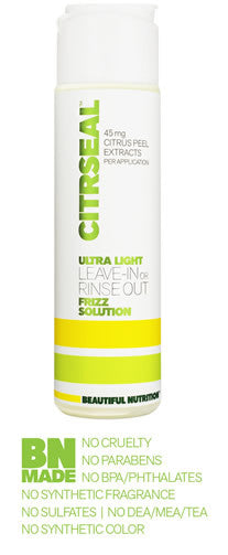 Citrseal Frizz Solution Travel Size