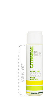 Citrseal Frizz Solution Travel Size - Beautiful Nutrition - Made in the USA - 1