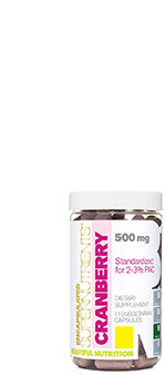 Cranberry - Beautiful Nutrition - Made in the USA - 1