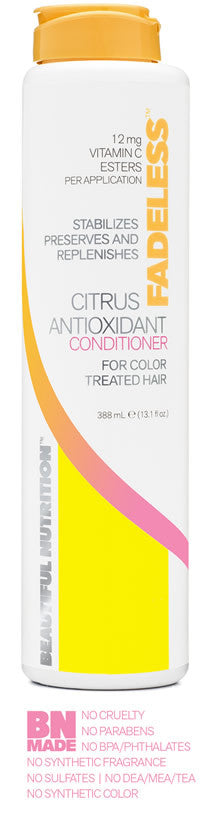 Fadeless Citrus Antioxidant Conditioner