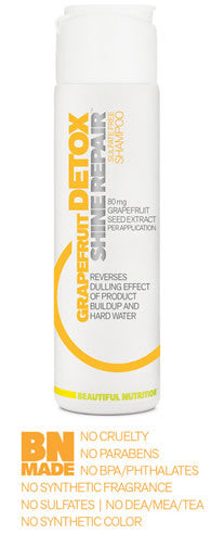 Grapefruit Detox Shine Repair Shampoo Travel Size