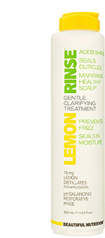 Lemon Rinse - Beautiful Nutrition - Made in the USA - 1