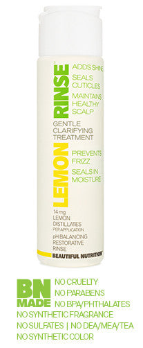 Lemon Rinse Travel Size